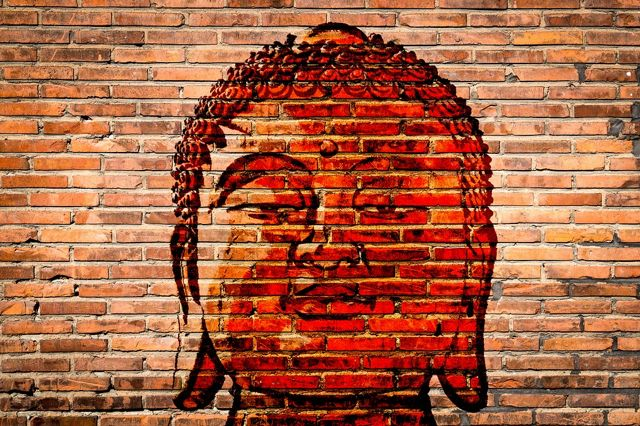 buddha-street-art-The-Tattooed-Buddha