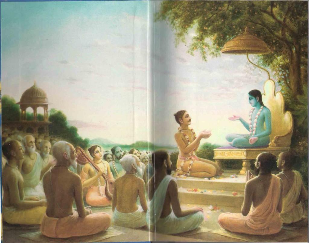 சுகதேவர் உரை