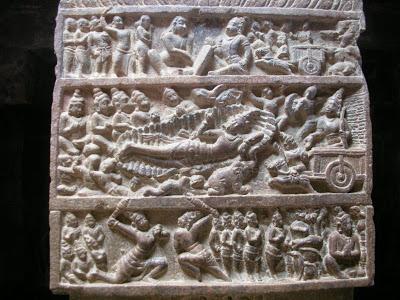 Pattadakal Temple Mahabharata