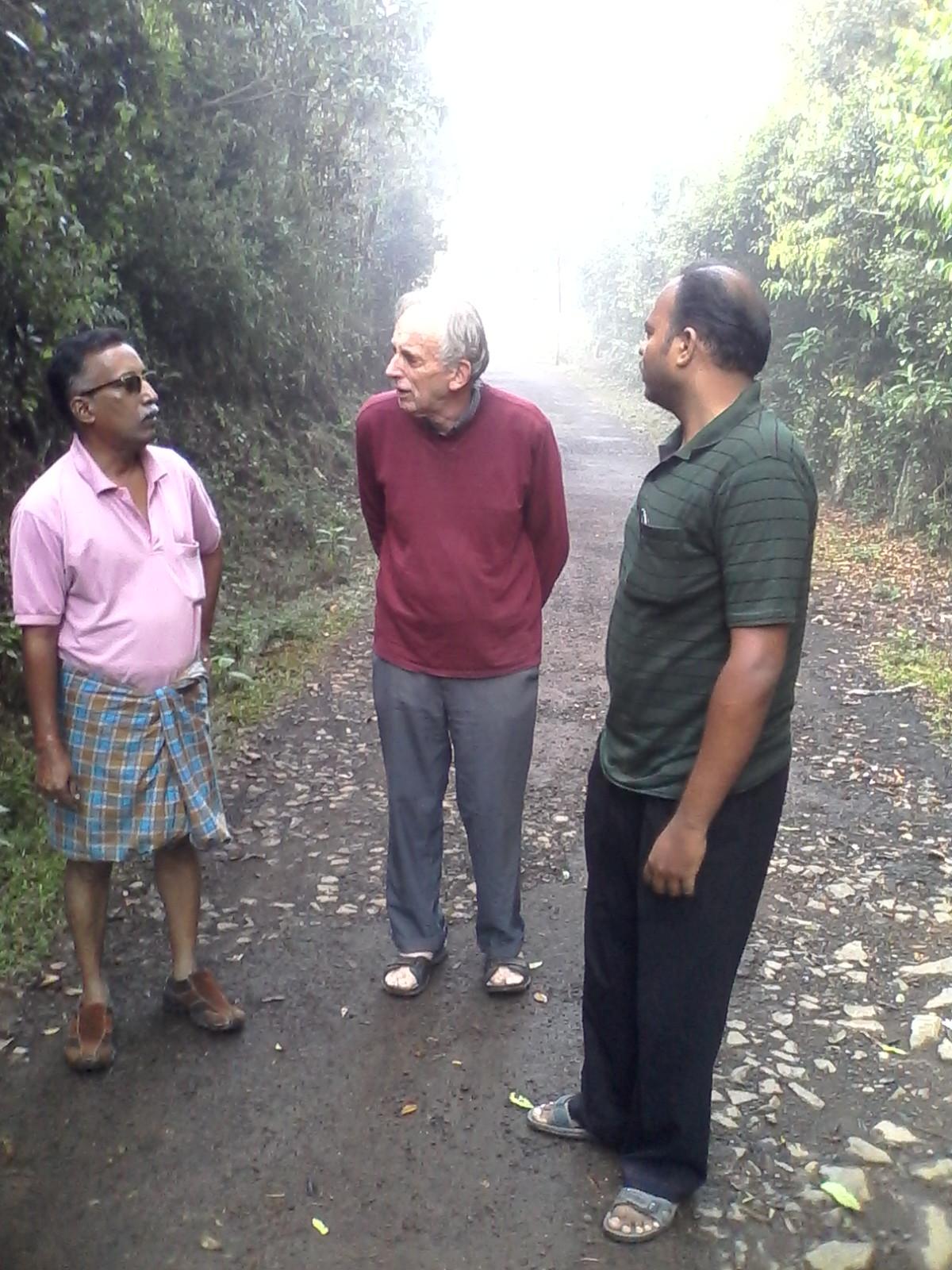 விஜயராகவன், ராய், கிருஷ்ணன்