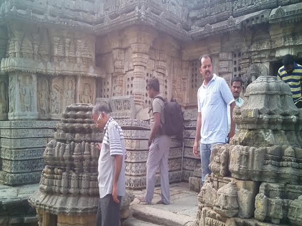 malligarjunar temple