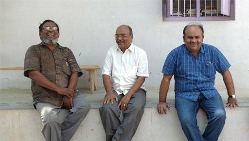 தேவதச்சன் எஸ் ராமகிருஷ்ணன் கோணங்கி