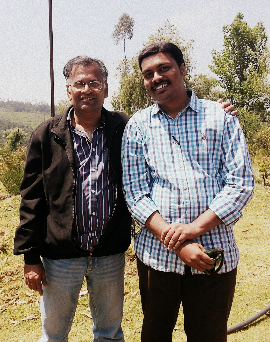With Jeyamohan(1)