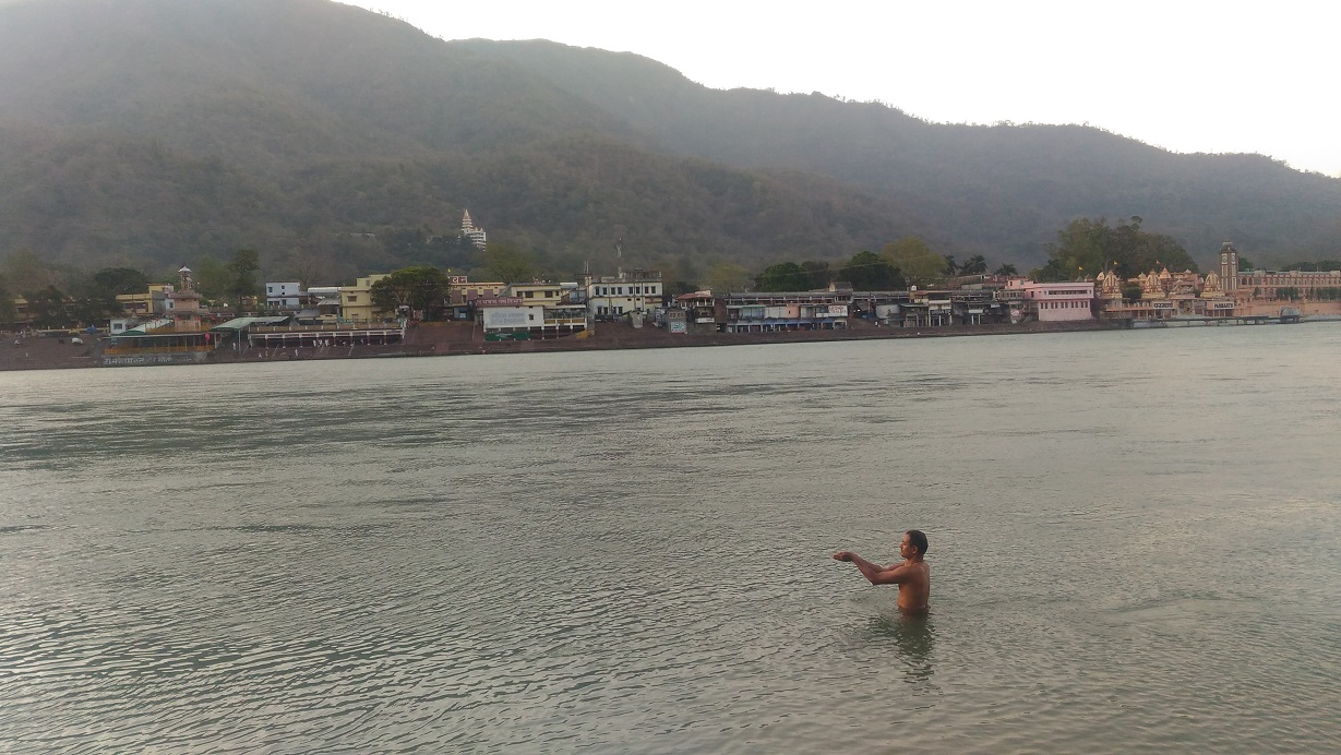at ganga