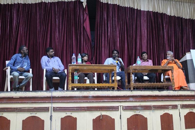 தயாஜி,விஜலட்சுமி,நவீன்,ஷண்முகசிவா,சுவாமி பிரம்மானந்தா