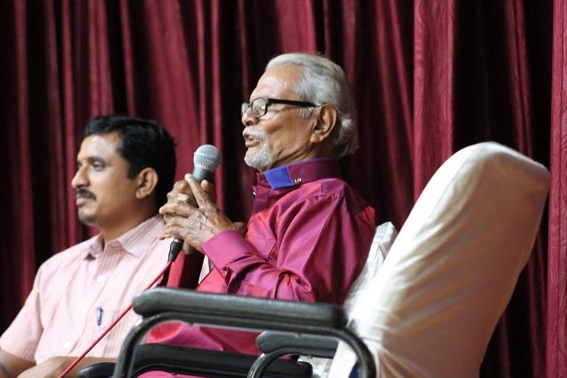 சீ முத்துசாமி, ஒருங்கிணைப்பு காளிப்பிரசாத்