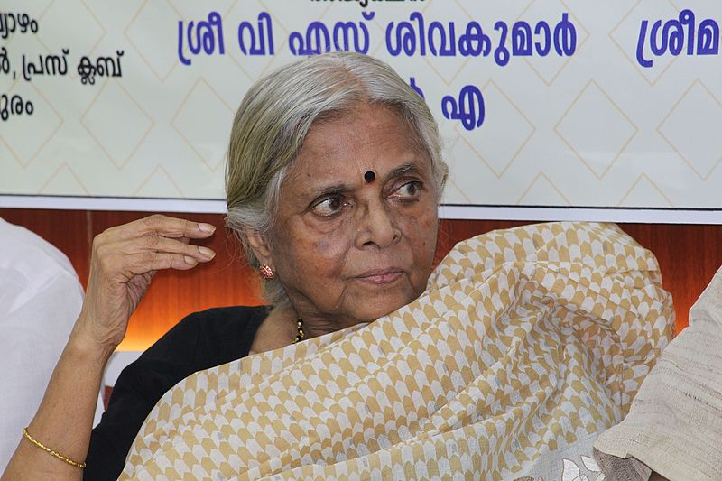 Sugathakumari_Teacher