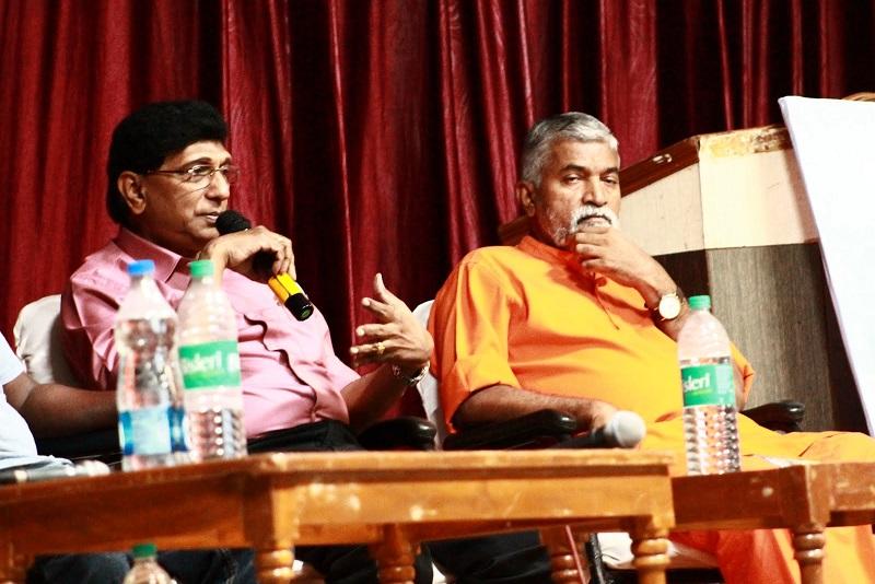 மலேசிய எழுத்தாளர் சண்முக சிவா, சுவாமி பிரம்மானந்தா