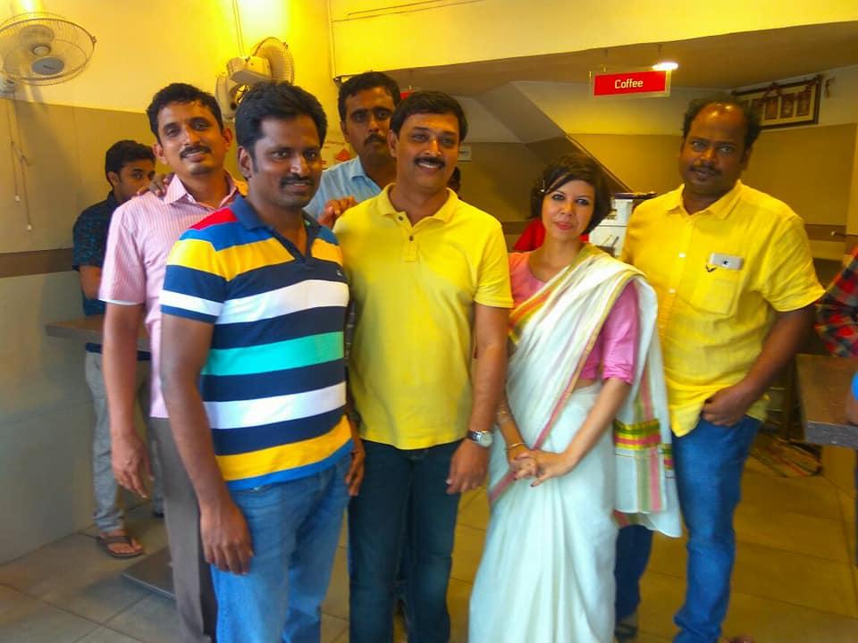 சுரேஷ்பாபு, ராஜகோபாலன் ஜெனிஸ் பரியத் விஜய்சுரியன்