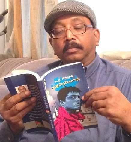 WRITER V.N.GIRITHARAN