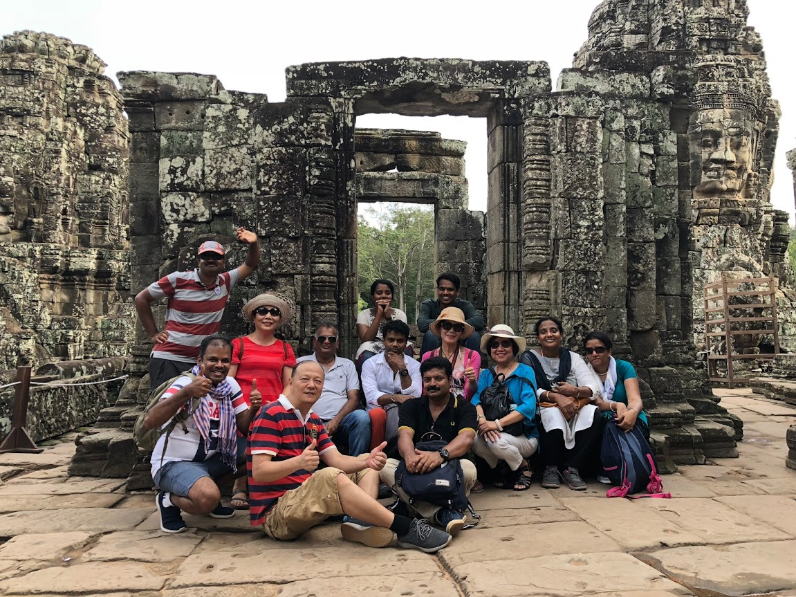 Bayon Group Photo 1
