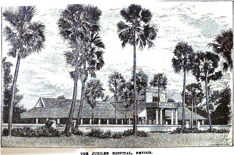 The_Jubilee_Hospital,_Neyoor_(p.322,_1891)_-_Copy