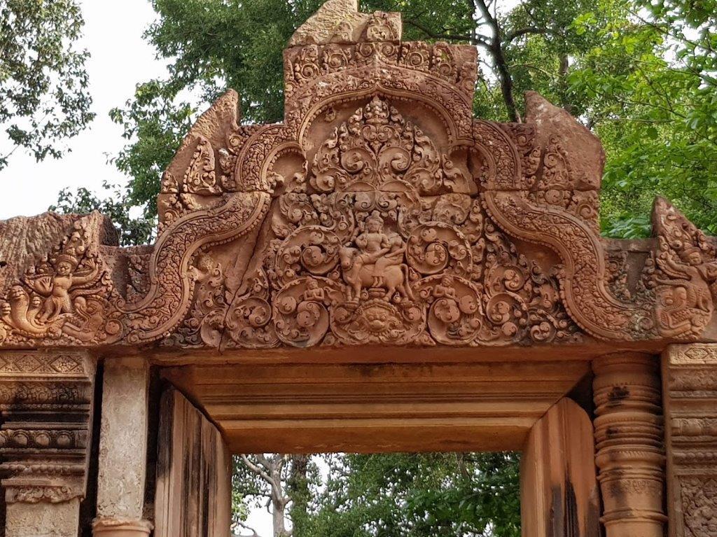 Banteay Srei - Shiva