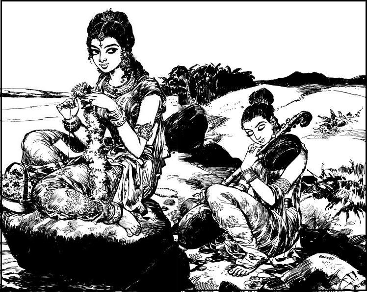 கோபுலு- கலங்கரைத்தெய்வம்